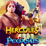Hercules and Pegasus